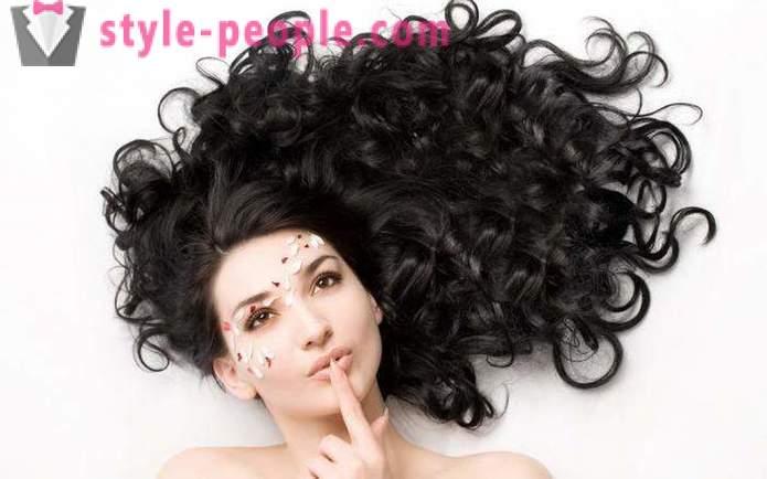 hosszú fekete haj fasz